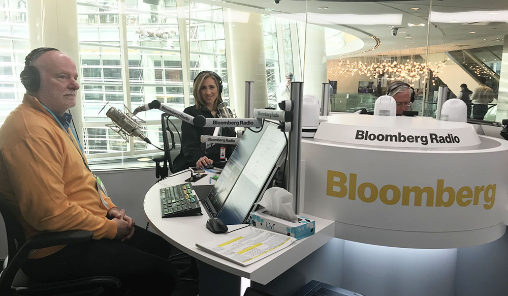 Bloomberg Radio Interviews TIGER 21 Founder Michael Sonnenfeldt on Ultra-Wealthy Investing