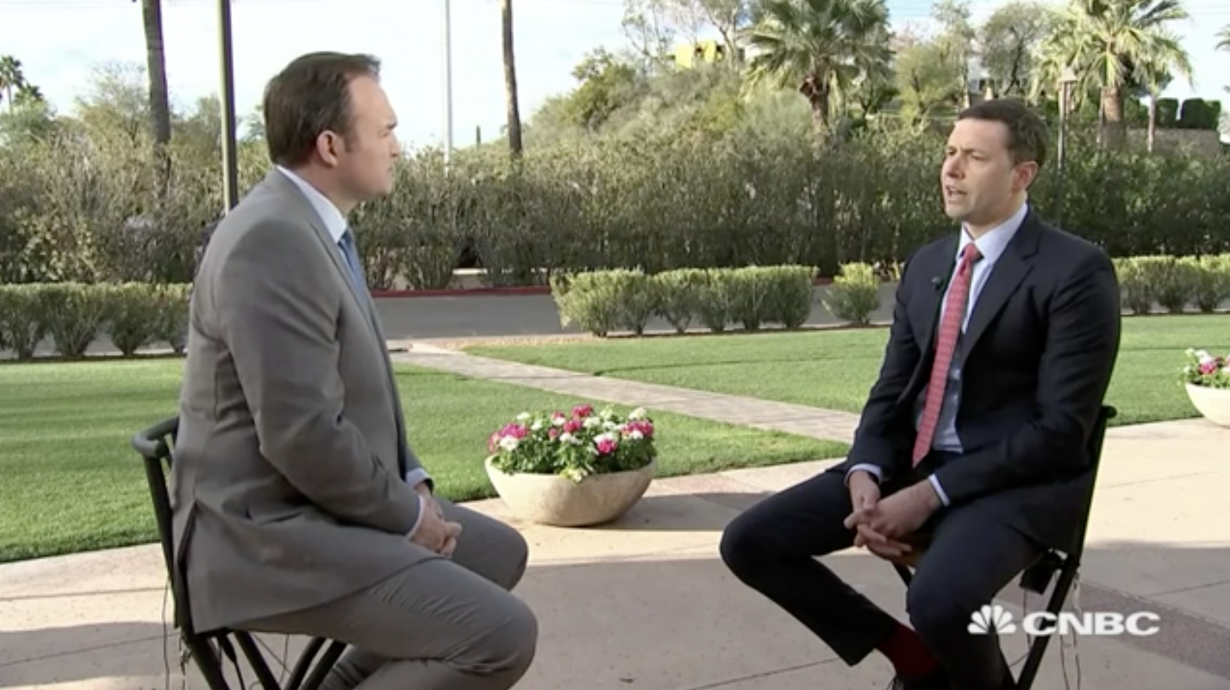 TIGER 21 ANNUAL CONFERENCE: CNBC INTERVIEW WITH BILL MILLER IV ON INVESTMENT OPPORTUNITIES
